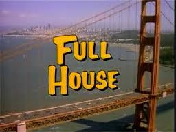 フルハウスの続編を正式発表、フルハウスのロゴ