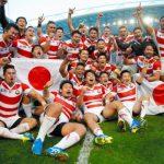 ラグビーワールドカップ歴史的勝利 対南アフリカ代表【日本選手一覧】
