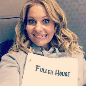 フラーハウス(Fuller House)DJ