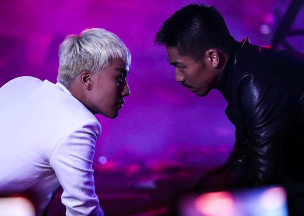 李(BIGBANGのV.I)スンリ ハイアンドロー