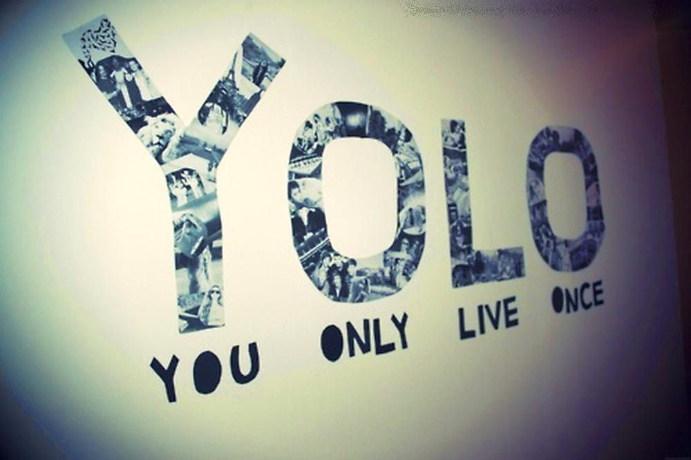 【スラング英語の教科書】YOLOの正しい意味と使い方