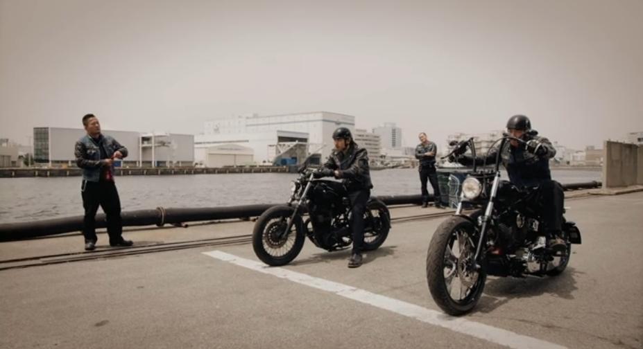 ハイアンドロー(HiGH&LOW) シーズン2(4話)のあらすじとネタバレ バイク