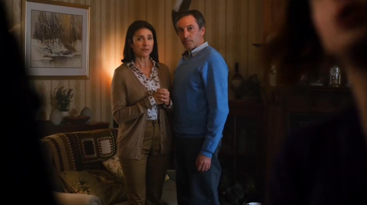 【ケリーと悪霊の母親】「死霊のはらわたリターンズ」のシーズン1第2話のあらすじとネタバレ感想【hulu配信】
