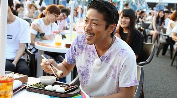 2016年「居酒屋えぐざいるPARK」MATSUぼっち 松本利夫