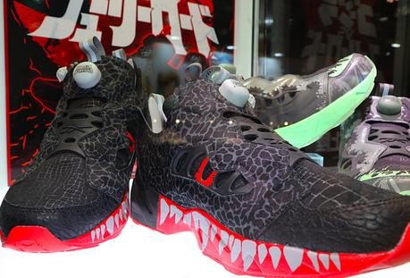 シンゴジラの靴