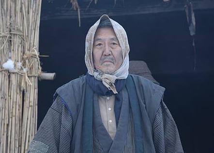 映画たたら侍 中村嘉葎雄