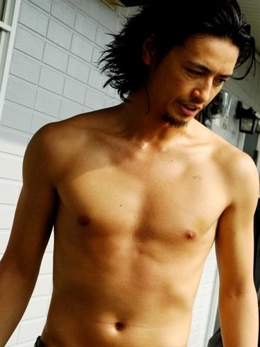 最強長男の斉藤工の筋肉・身長