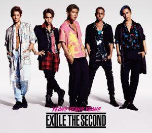 次世代EXILE本格始動!「EXILE THE SECOND」人気メンバー5人の詳細とアルバム・イベントライブ