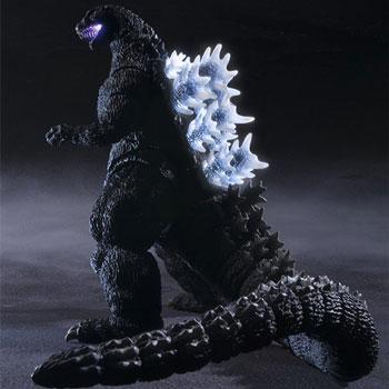 S.H.MonsterArts輝響曲ゴジラ1989