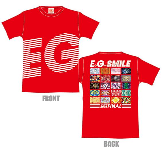 ツアーTシャツ【E-girlsファン必見】イーガールグッズ一覧