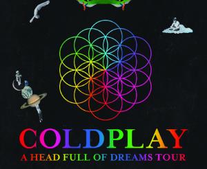 2017年コールドプレイ来日ライブツアー決定!「A Head Full Of Dreams Tour」の日程・チケット・セトリ【Coldplay】