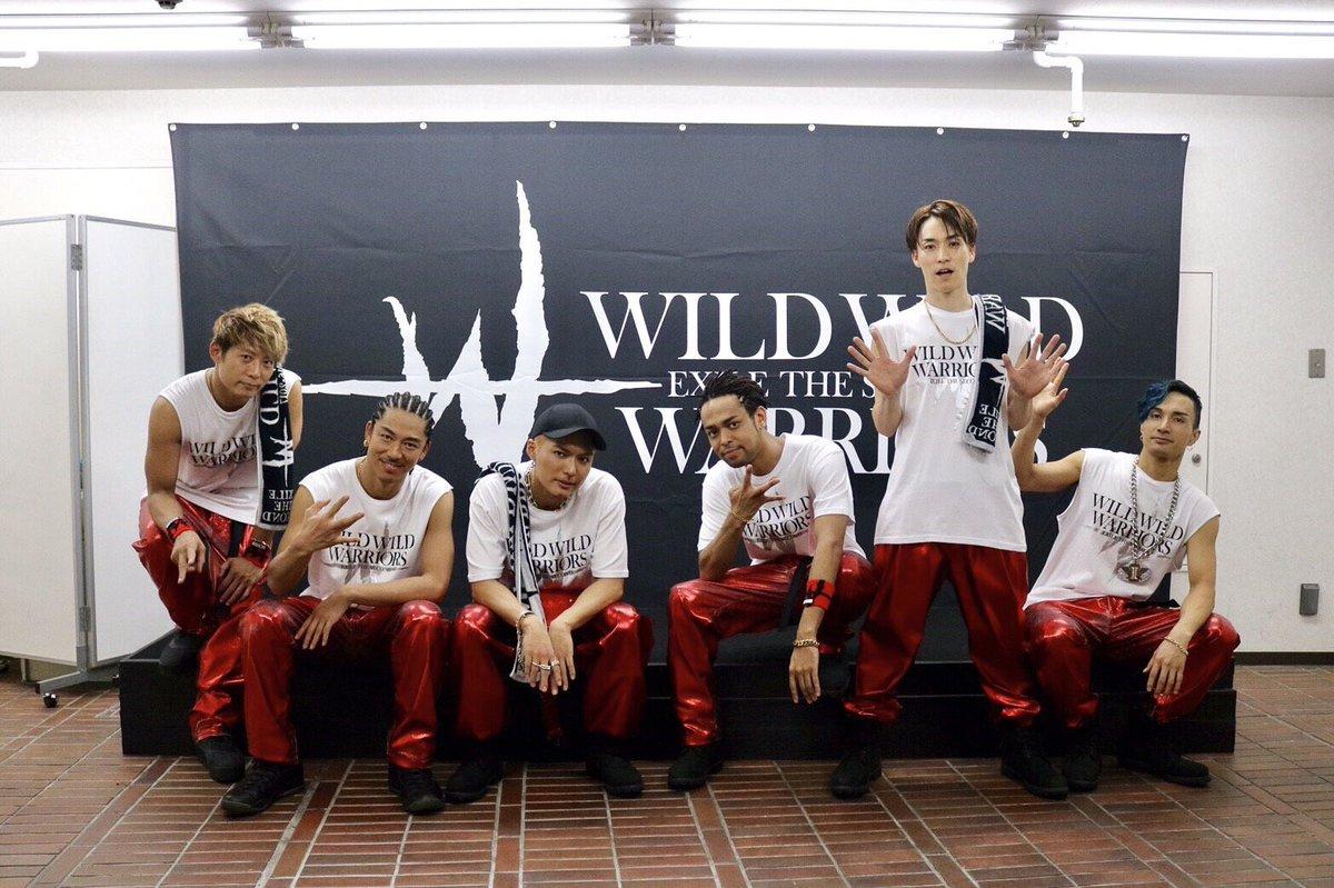 大阪城ホール!EXILE THE SECOND「WILD WILD WARRIORS」のセトリ・レポ・参戦服