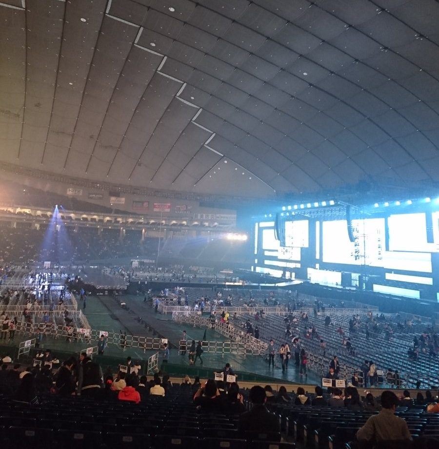 東京ドーム!AAAライブ「FANTASTIC OVER」セトリ・レポ・アリーナ・ネタバレ感想【トリプルエー】