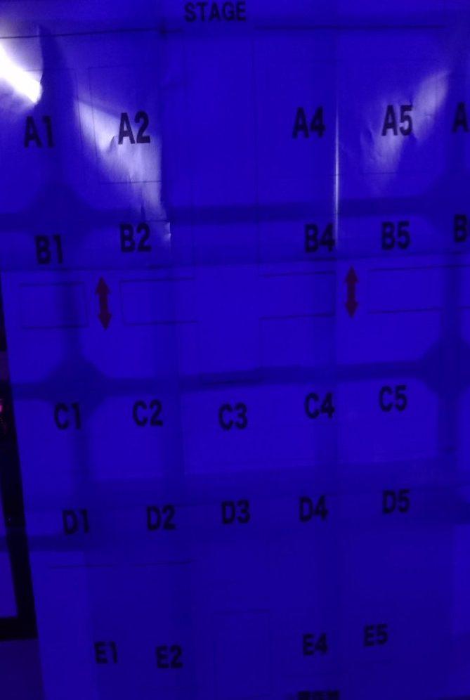 代々木!浜崎あゆみカウントダウンライブ「Just the beginning 20」セトリ・レポ・アリーナ座席・グッズ【アユ・カウコン】