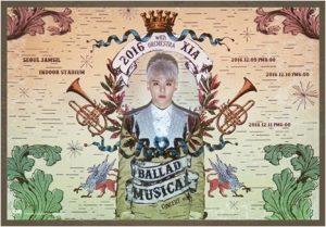 さいたまスーパーアリーナ!XIA(ジュンス)「Ballad&Musical Concert」セトリ・レポ・座席表・ネタバレ感想【JYJ・バラコン】