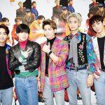 日本全国ツアー「SHINee WORLD 2017」ライブコンサート日程,会場,チケット【シャイニー】