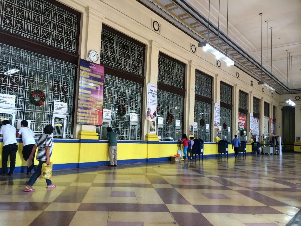 フィリピン 建物 お店 施設