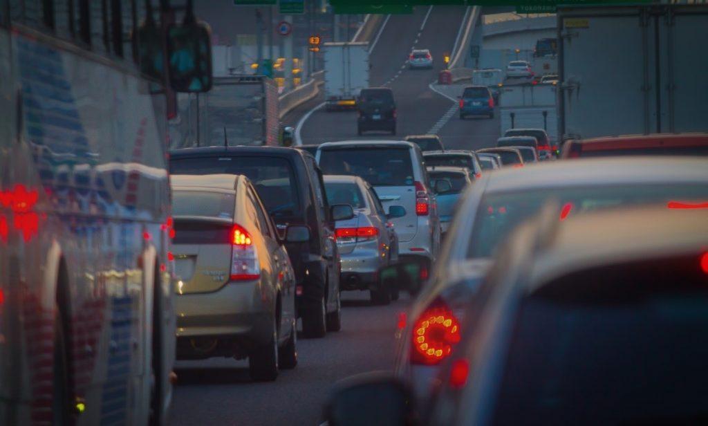 高速道路 渋滞 混雑